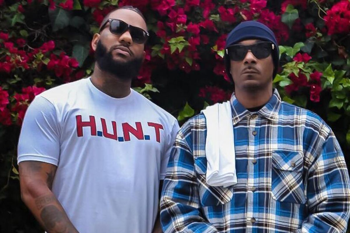 The Game and Snoop Dogg Are Leading A Protest Against Police Brutality In LA