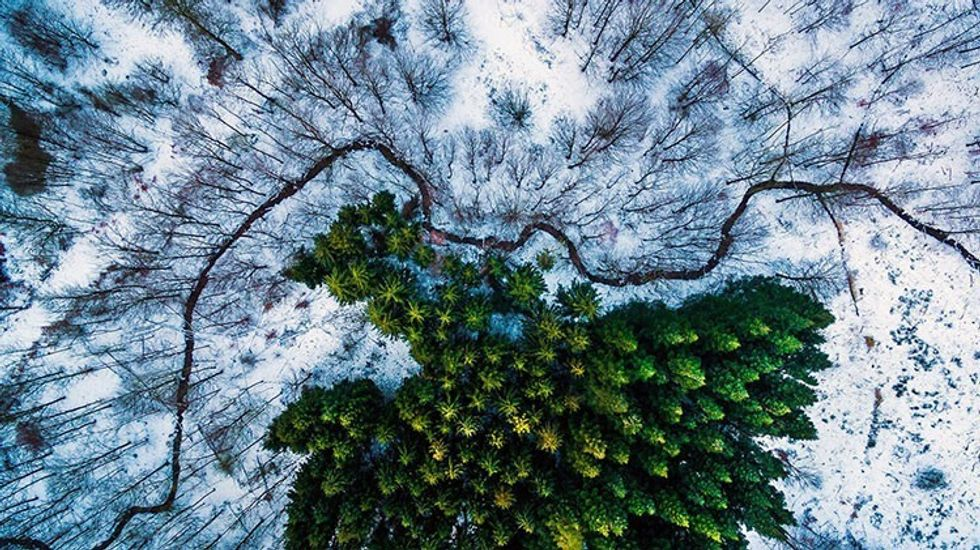 9 of the World's Best Drone Photos