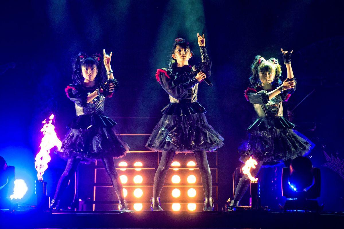 Meet the Japanese Girl Group Giving Metal a Kawaii Makeover