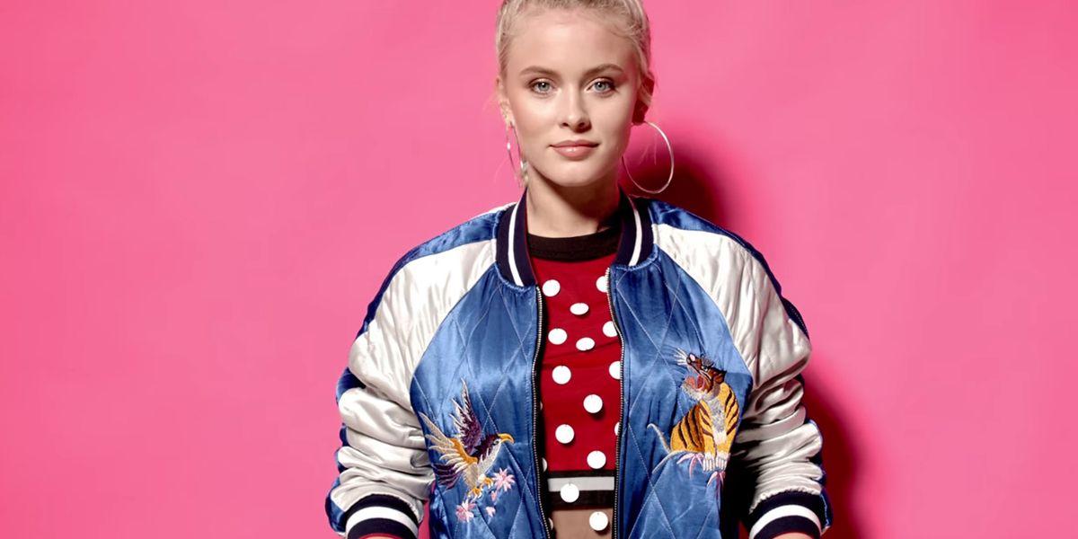 "Zara Larrson Drops Alternate Video For Song of the Summer, ""Lush Life"""