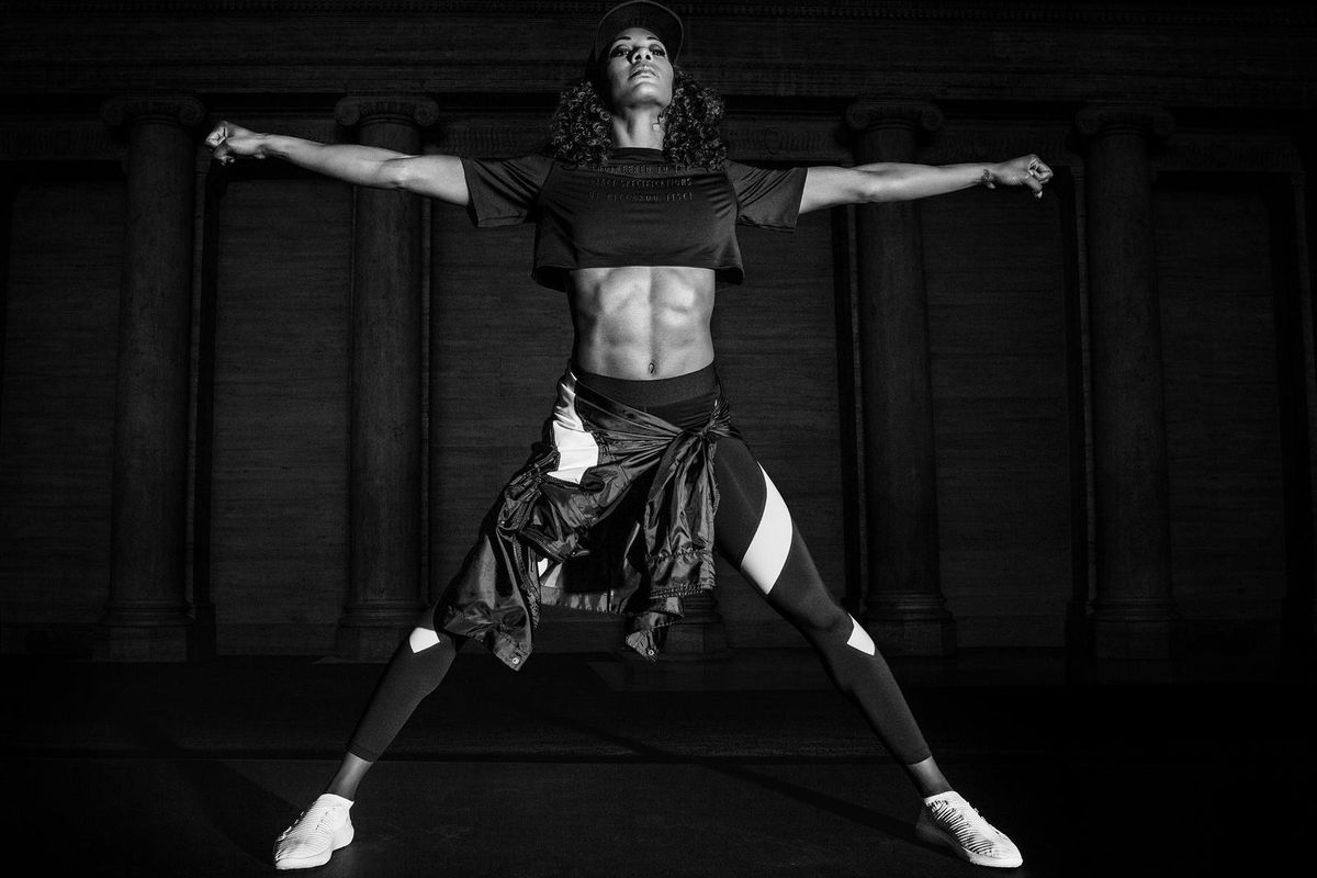 Check Out Riccardo Tisci's Minimalist Collection For NikeLab