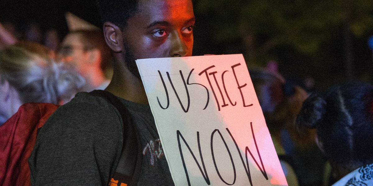 Photos From Friday's Black Lives Matter March in NYC