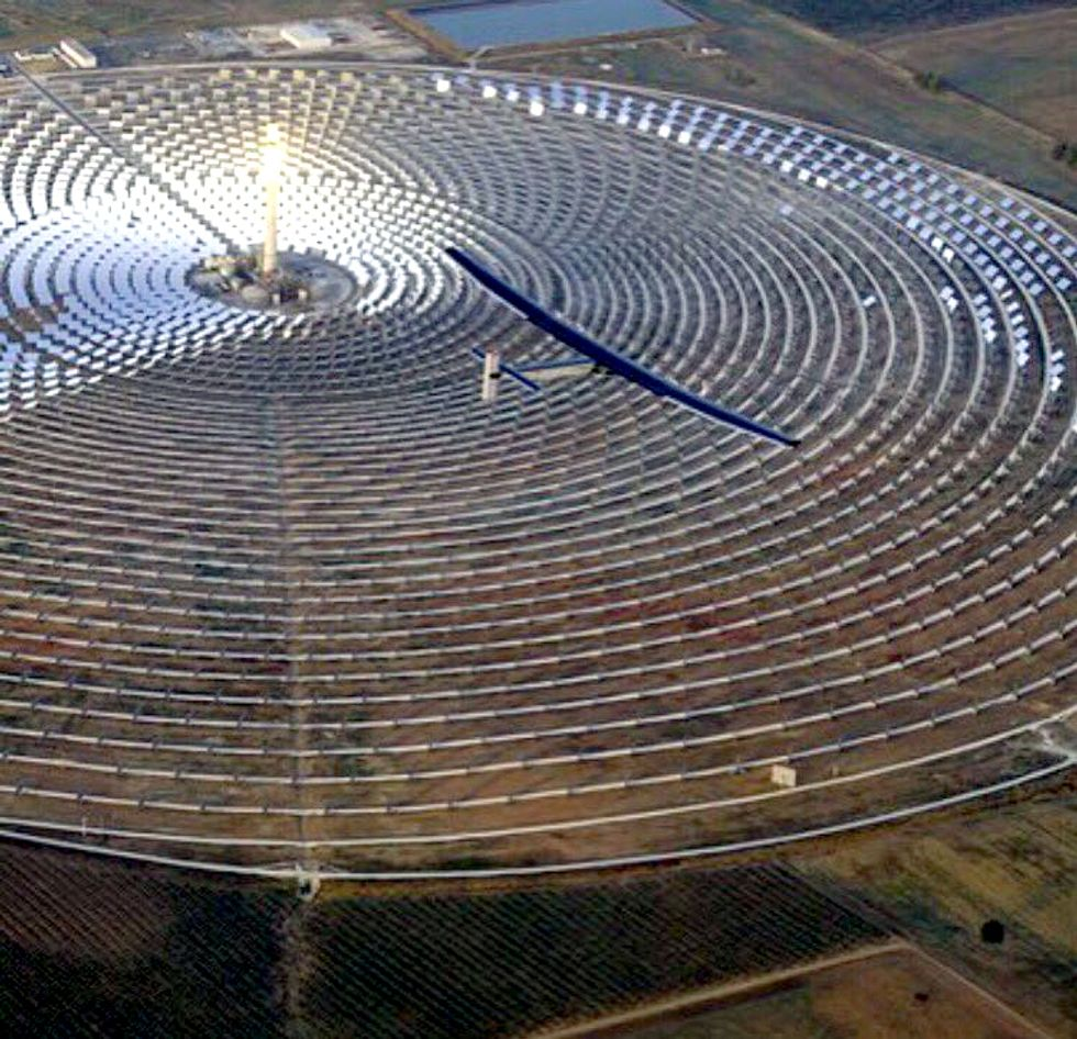 2 of the World's Most Innovative Solar Projects Cross Paths