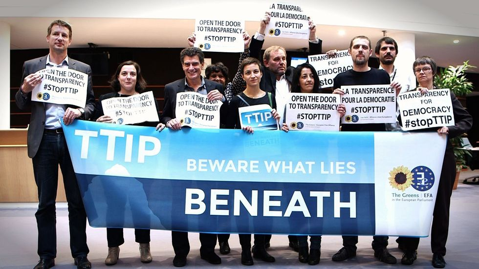 Leaked Document Reveals Alarming New Environmental Threats of TTIP