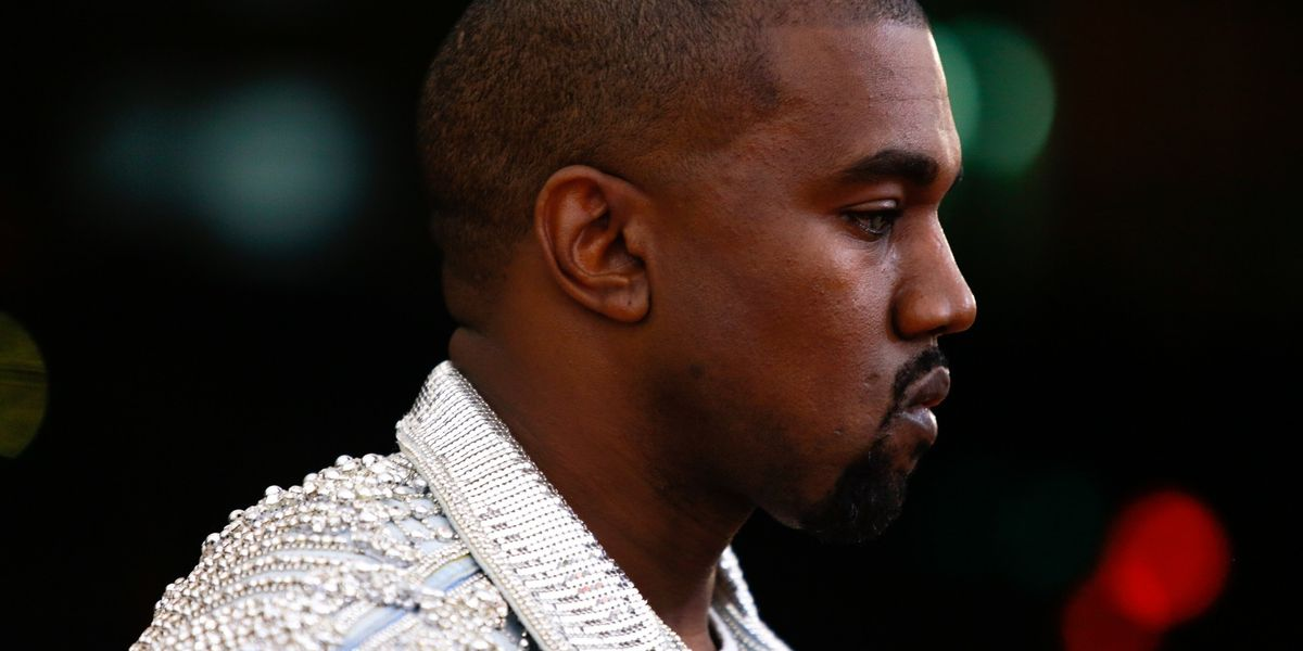 Kanye's Tweet In Memory Of His Mom Will Make You Slide Down A Wall Crying