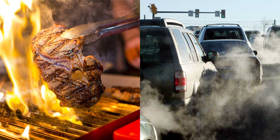 Which Is Worse for the Planet: Beef or Cars?