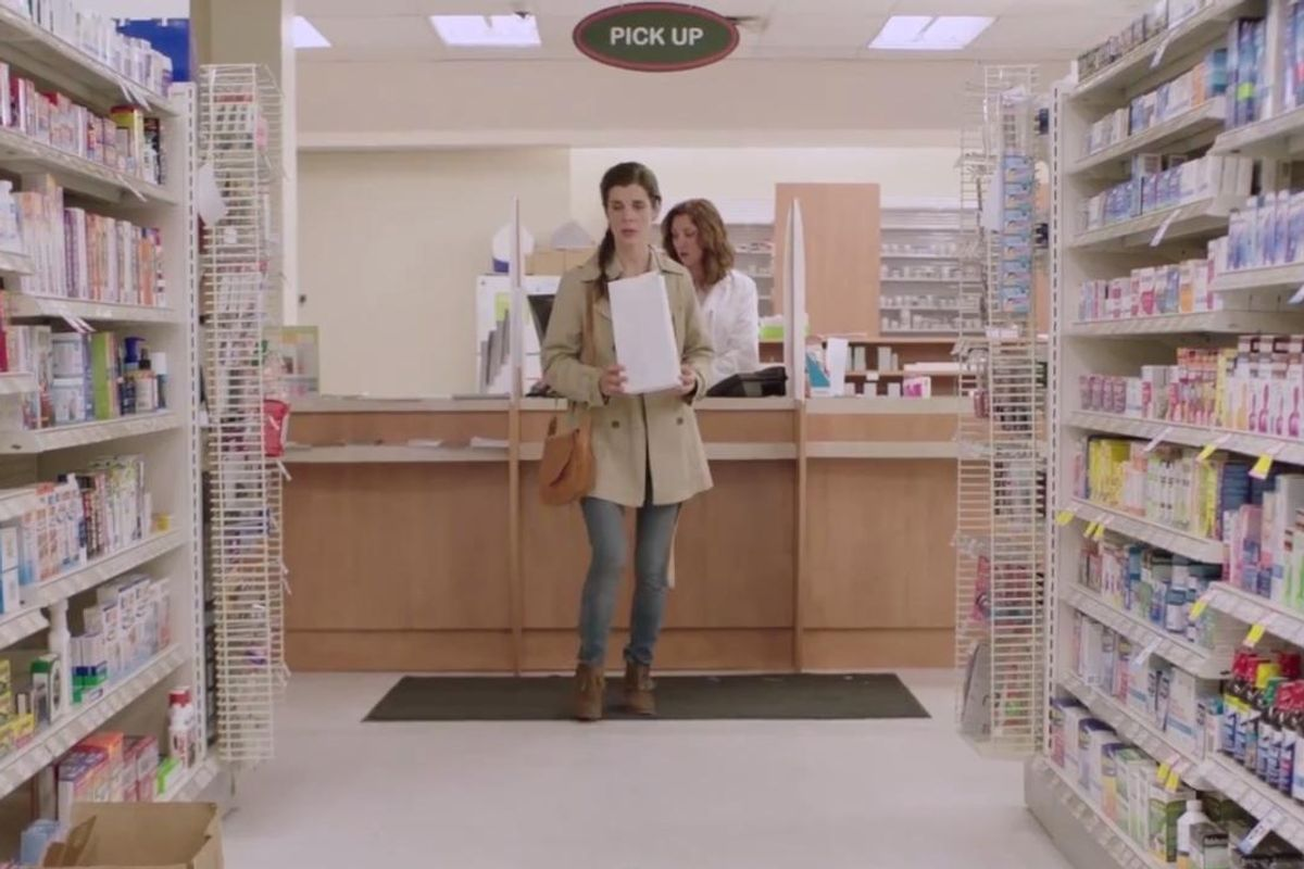 Watch This Sketch About the Akwardness of Late Night Pharmacy Runs