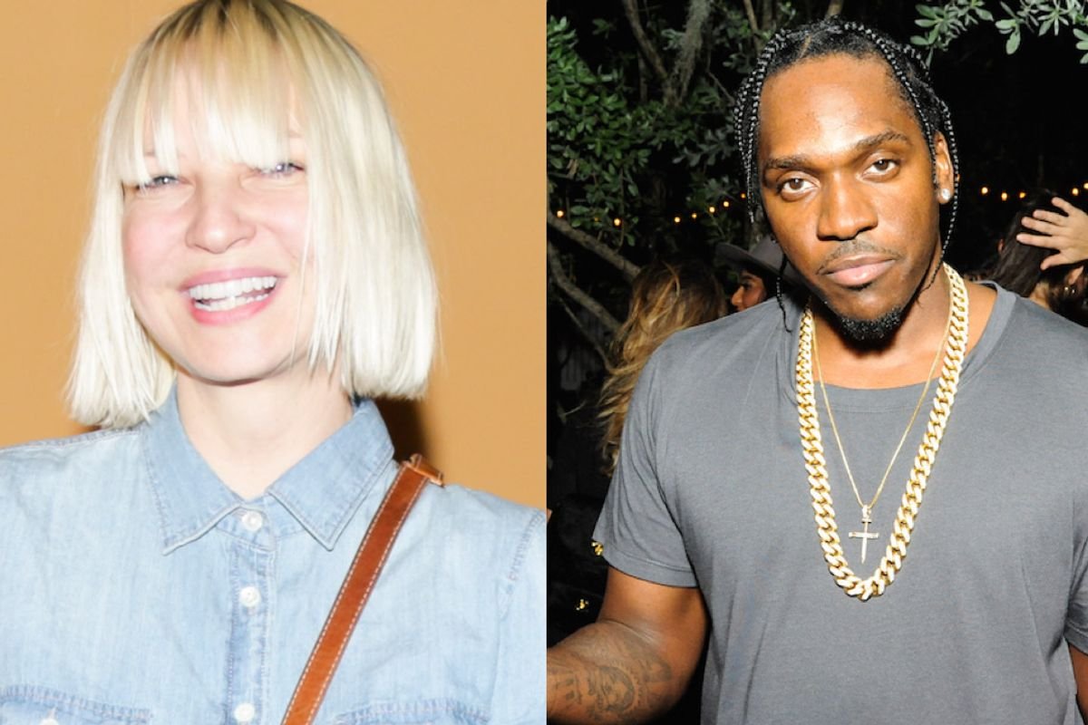 """Sia's """"Unstoppable"""" Has Been Remixed Into The Rio Olympics Anthem, Featuring Pusha T"""