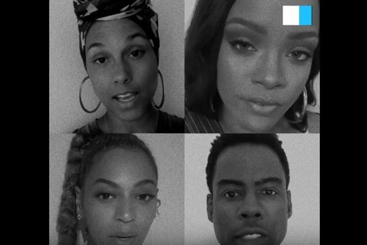 """Watch Beyoncé, Rihanna, Chance the Rapper, and More In """"23 Ways You Could Be Killed If You Are Black In America"""""""