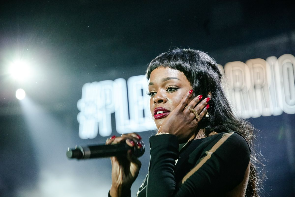 Azealia Banks Says That Taylor Swift and Lady Gaga Copied Her