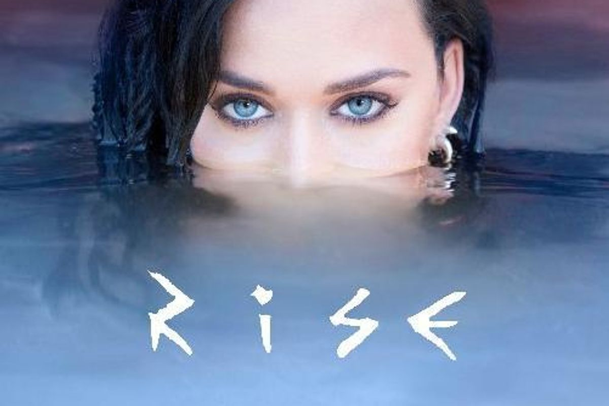 """Listen to Katy Perry's OFFICIAL 2016 Olympics Anthem, """"Rise"""""""