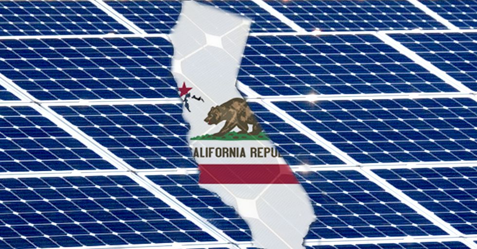 California Breaks Solar Record, Generates Enough Electricity for 6 Million Homes