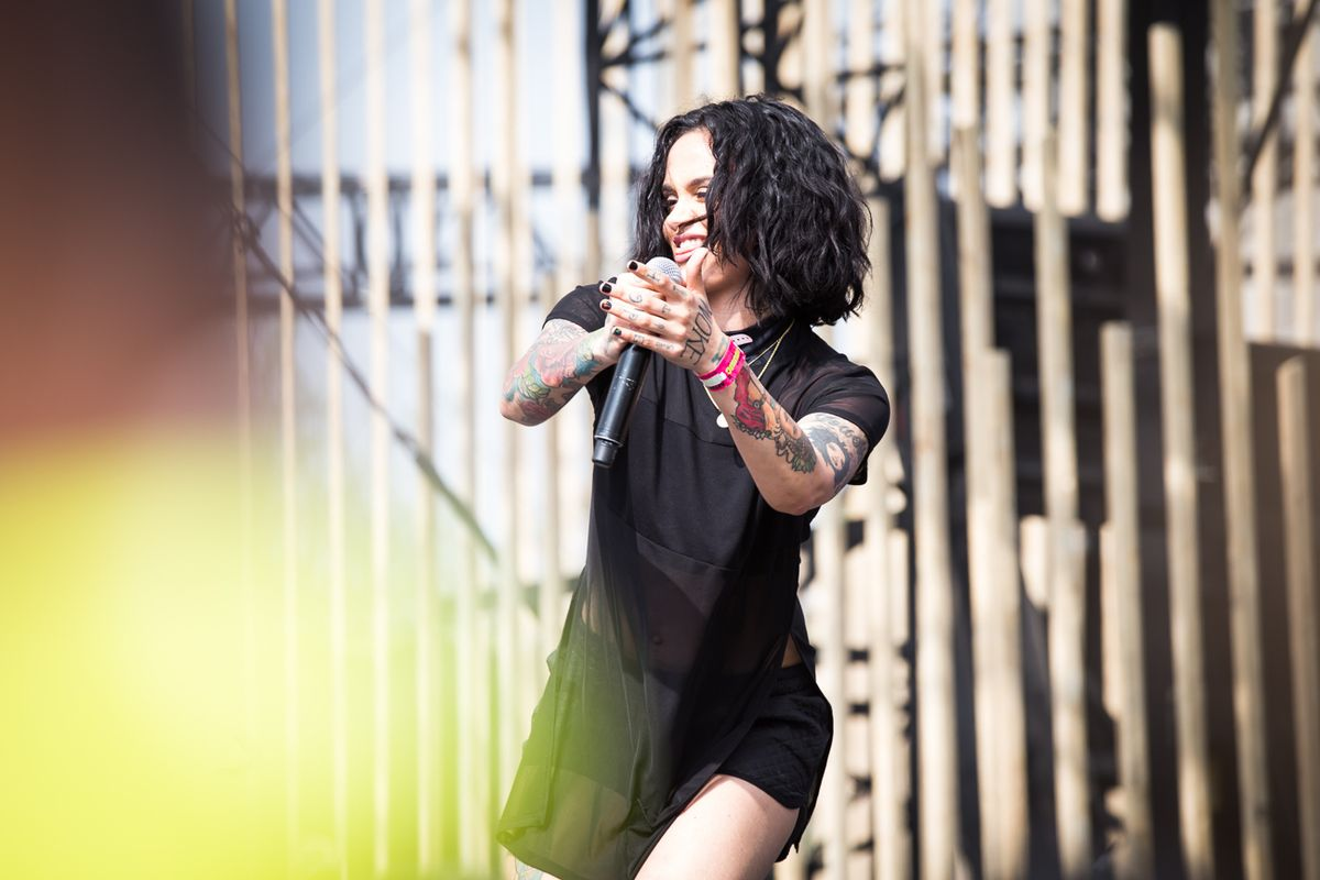 "Listen To Kehlani's Infectious New Single ""CRZY"""
