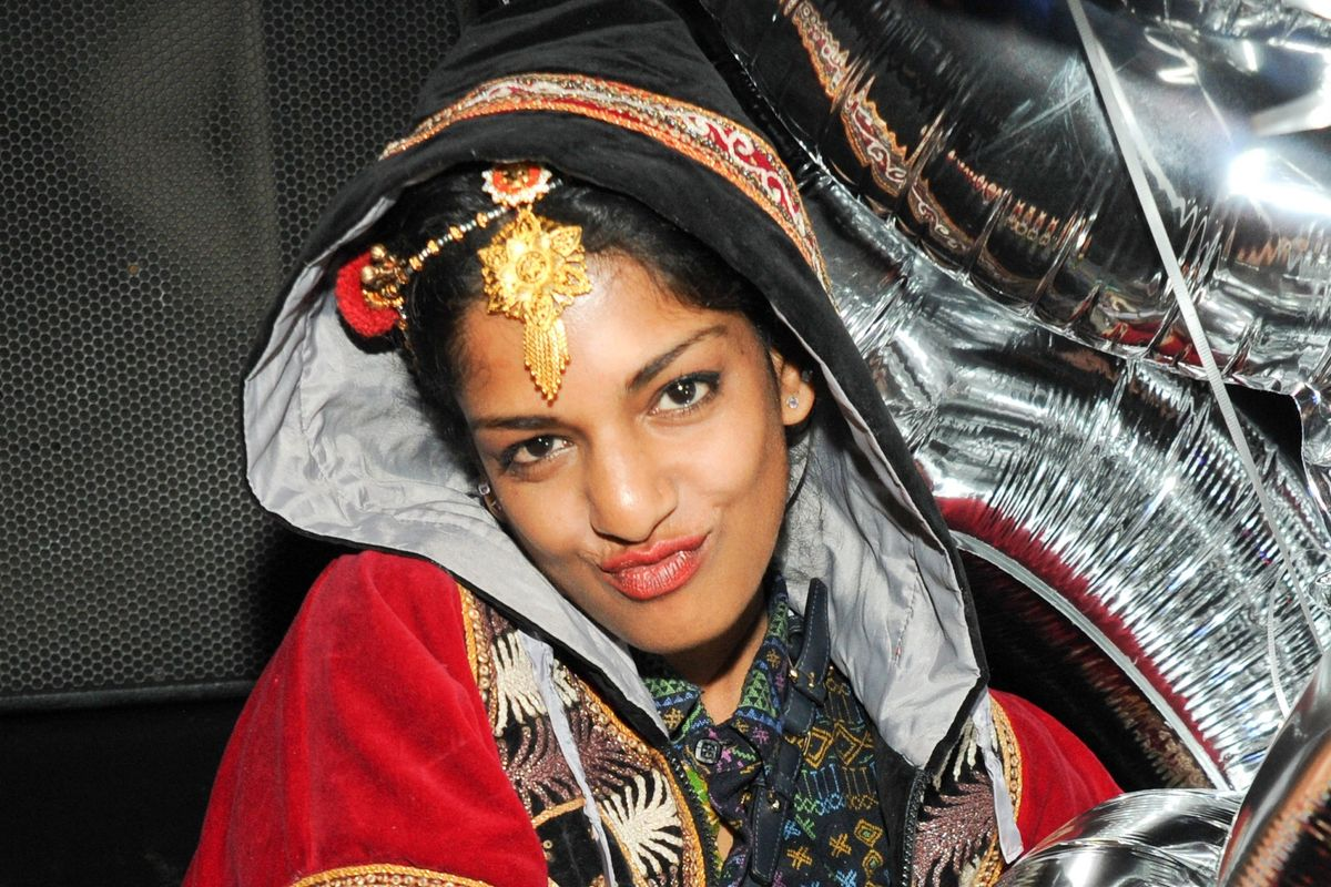 M.I.A. Has Been Dropped From Afropunk London