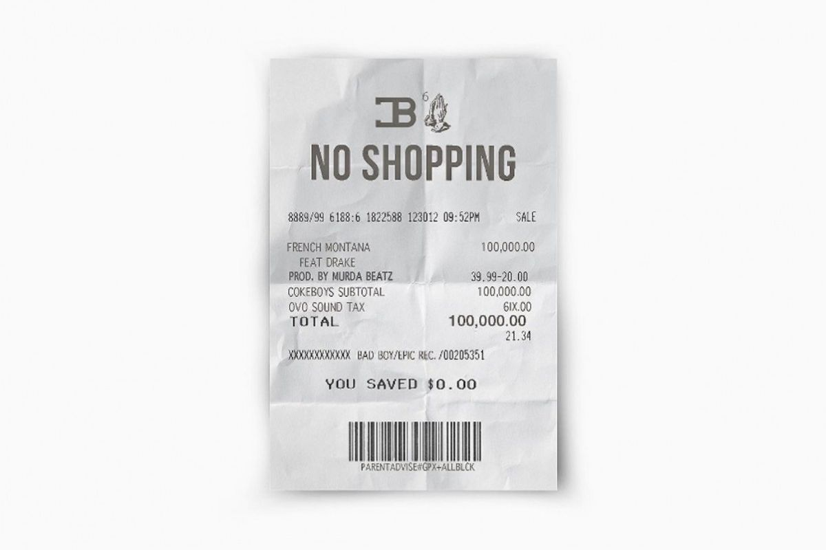 Listen To French Montana's New Track Feat. Drake, 'No Shopping'