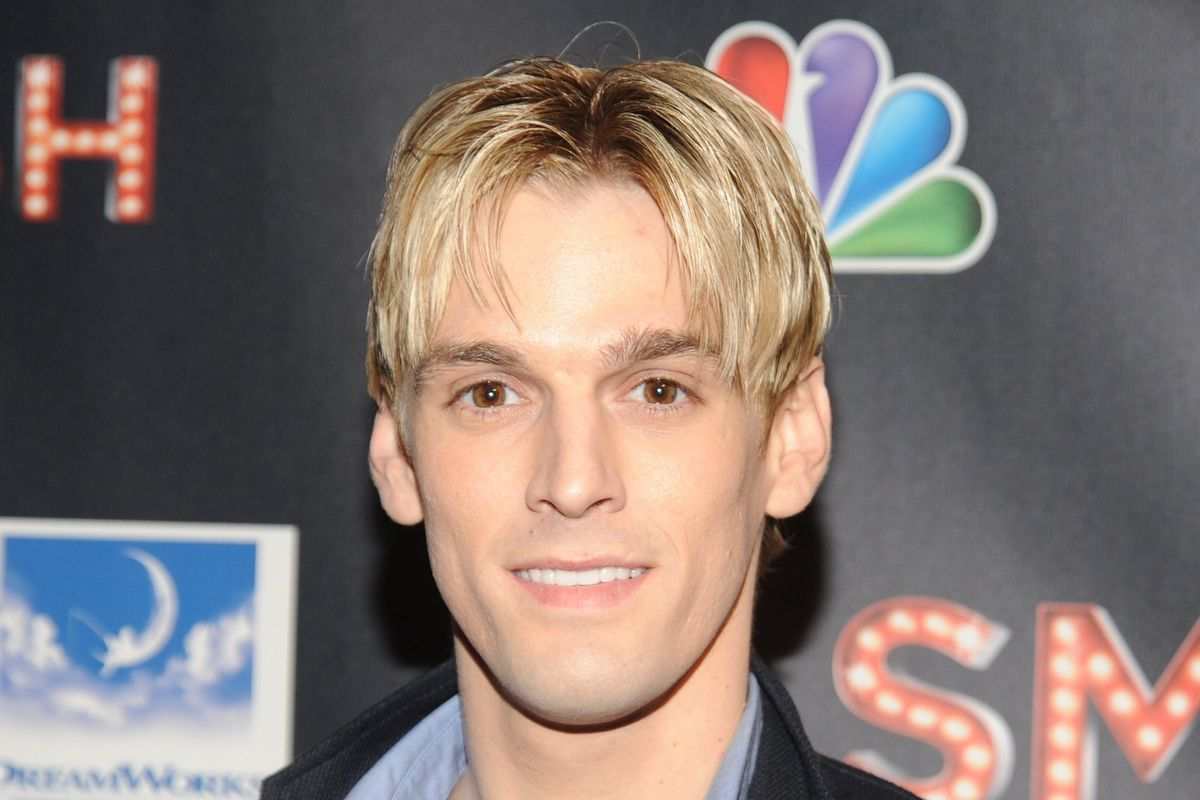 An Disgruntled Web Designer Is Holding Aaron Carter's Website Hostage