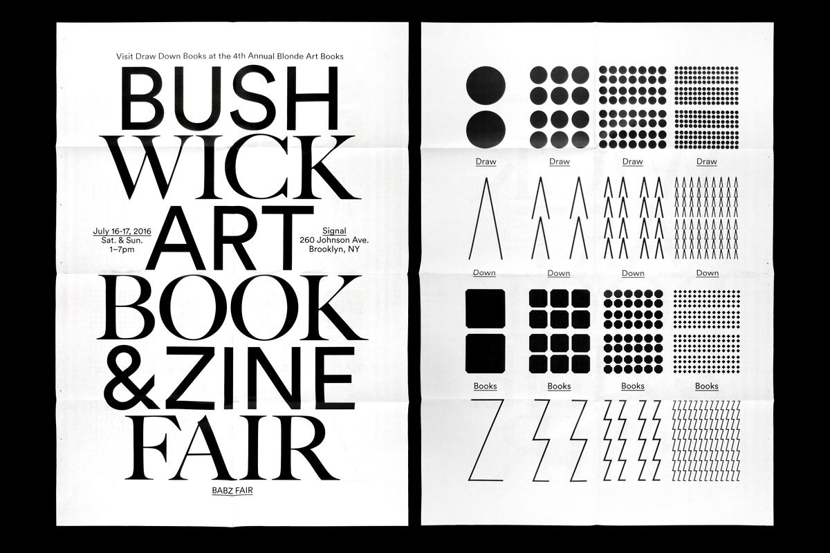 The 7 Best Presses from the Bushwick Art Book & Zine Fair