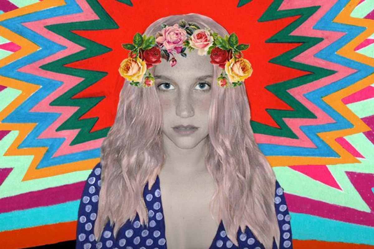 Kesha Announces First US Tour In Years