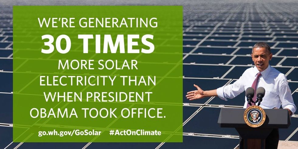 Obama's New Energy Initiative Another Win for Solar