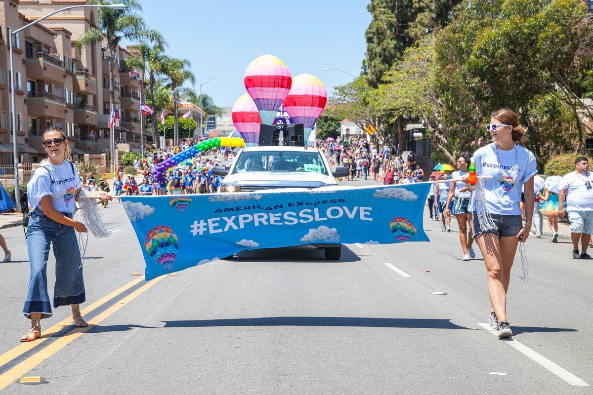 San Diego Pride Parade Was A Joyful, Jubilant Celebration of How We #ExpressLove