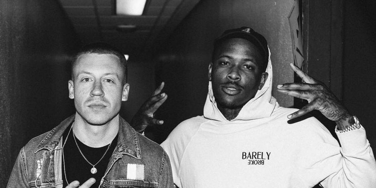 "YG Drops ""FDT"" (Fuck Donald Trump) Remix Ft. G-Eazy and Macklemore"