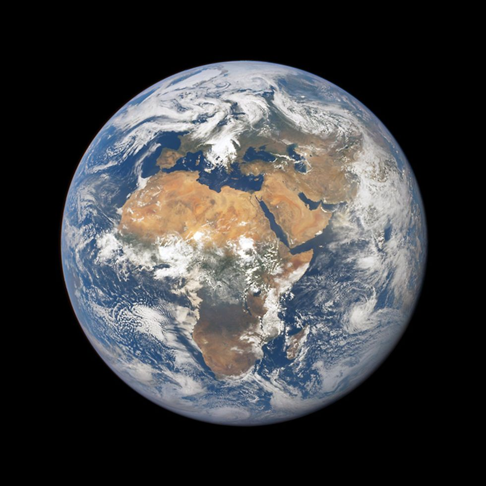 NASA: Watch One Year on Earth From 1 Million Miles Away