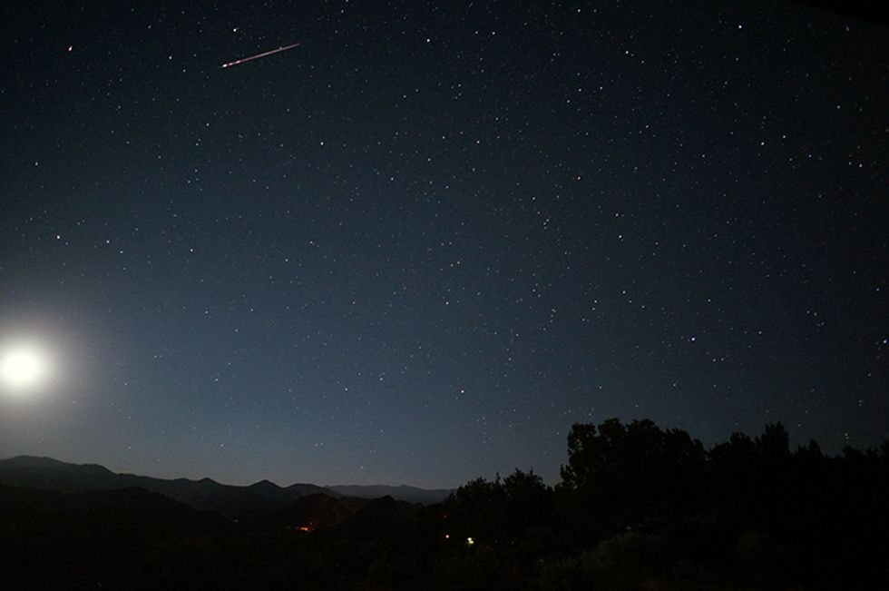 Want to Catch a Meteor Shower? Here's How