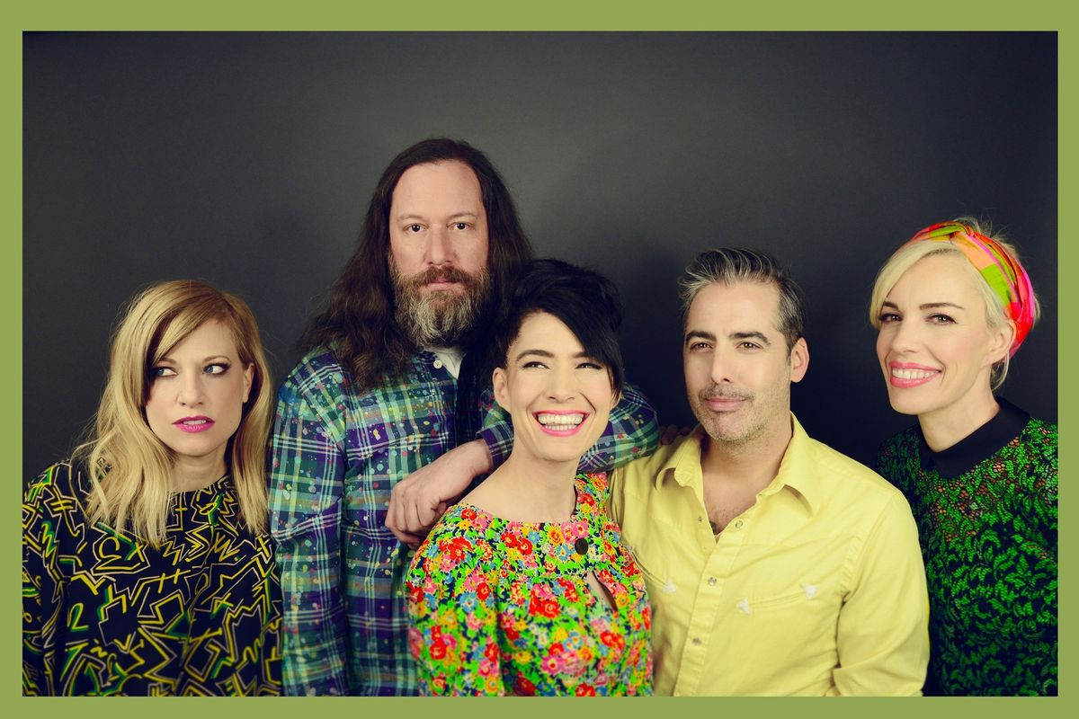 Kathleen Hanna on the Julie Ruin's New Album, Her Childhood and 'Cathy'