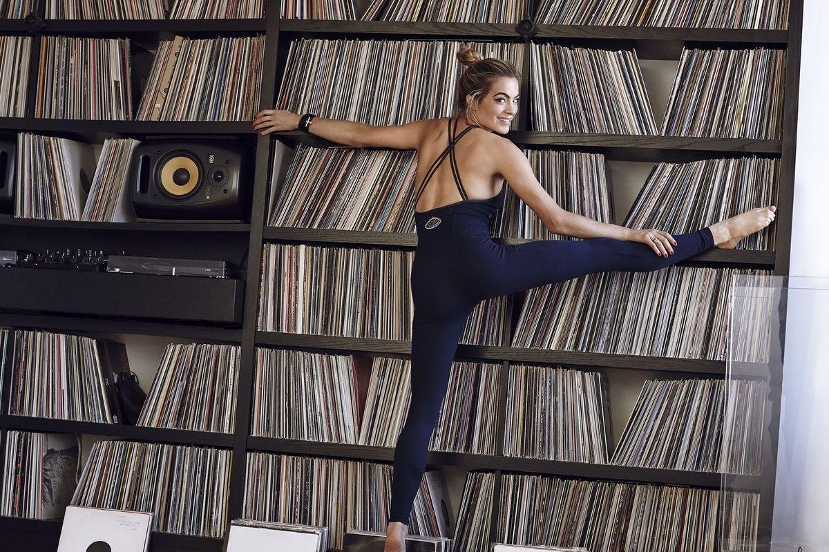 Tea with Alice: DJ Chelsea Leyland Talks Yoga and Medical Marijuana