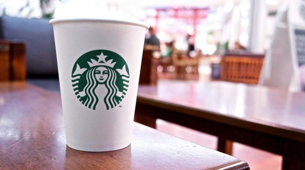 4 Billion Starbucks To-Go Cups Thrown Away Each Year ... Will Recyclable Cup Reduce This Waste?