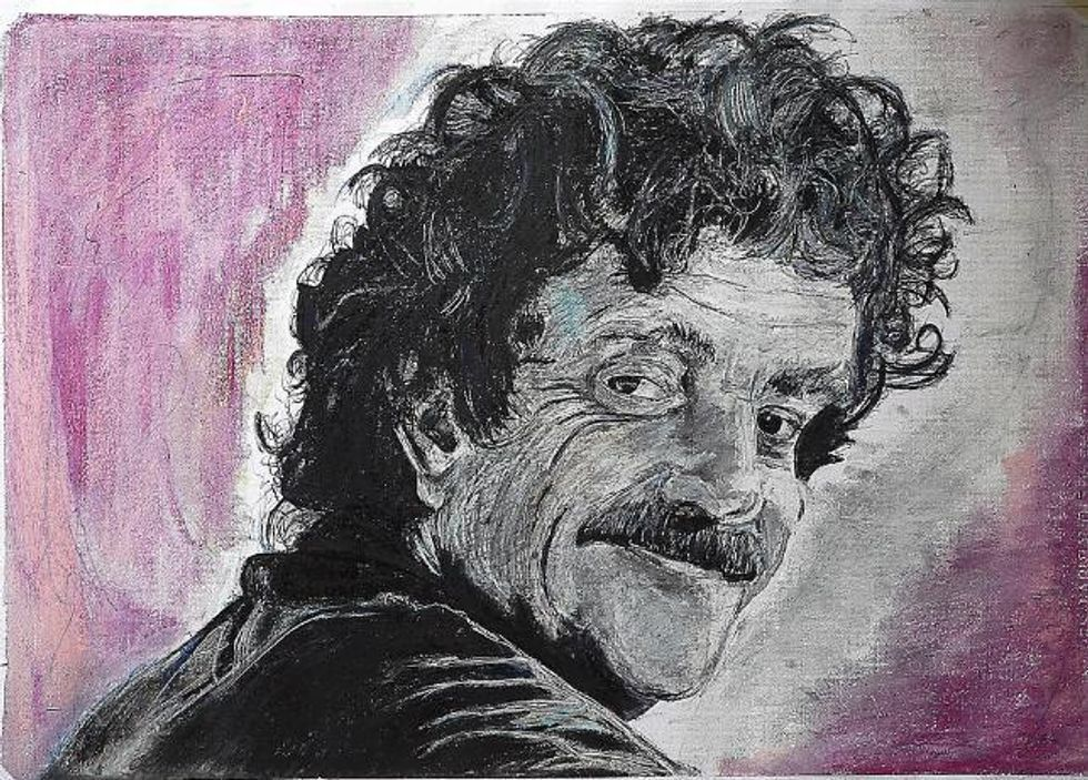 Kurt Vonnegut's 1988 Letter to the Future More Relevant Today Than Ever Before