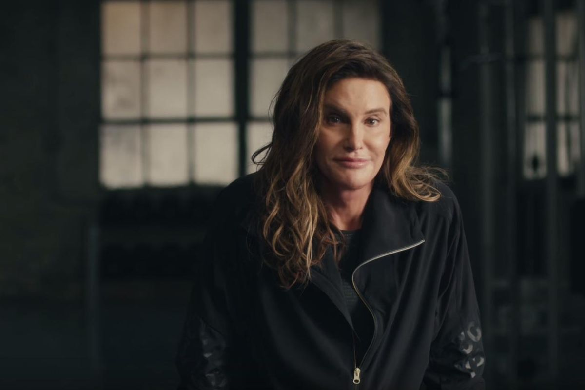 Caitlyn Jenner Stars in H&M Activewear Campaign