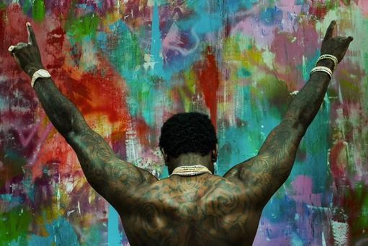 """Watch Gucci Mane's New Video For """"Waybach"""" and Stream His New Album"""