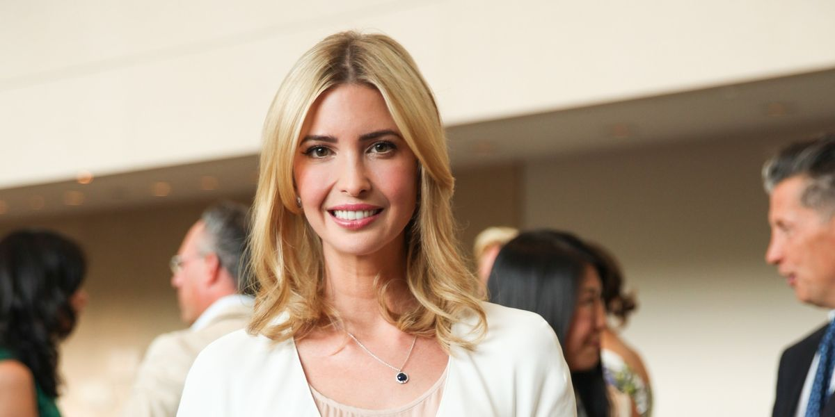 """George Harrison's Estate Is Pissed That Ivanka Trump Walked Out At The RNC To """"Here Comes The Sun"""""""