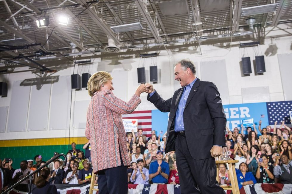 What You Need to Know About Tim Kaine as Clinton's VP Pick