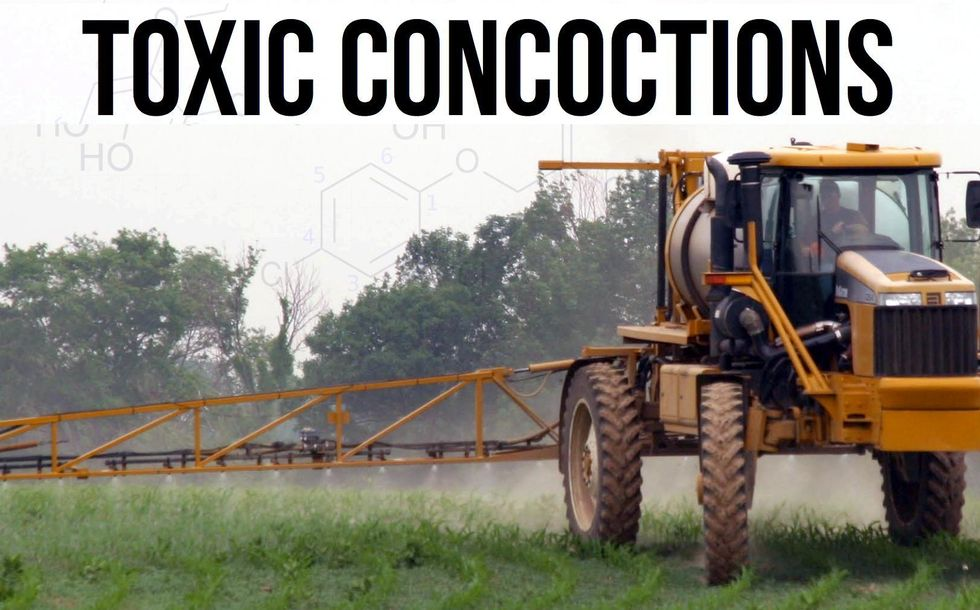 How the EPA Ignores the Dangers of Pesticide Cocktails