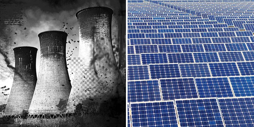 NY Times Pushes Nukes While Claiming Renewables Fail to Fight Climate Change