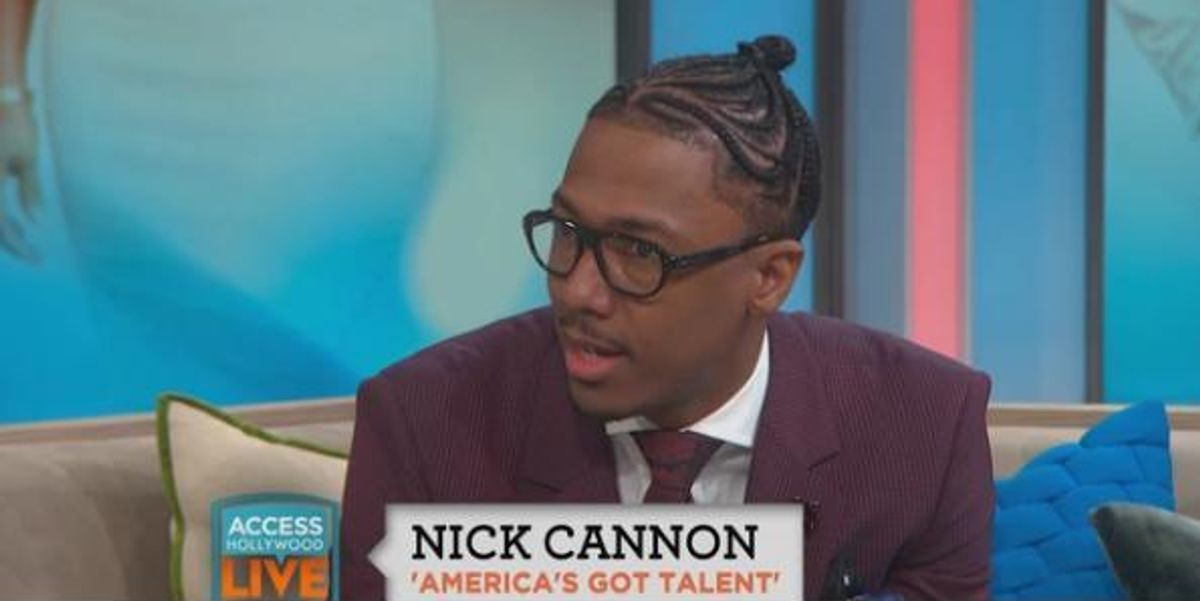 Nick Cannon Wants YOU To Vote (Even Though He Won't)