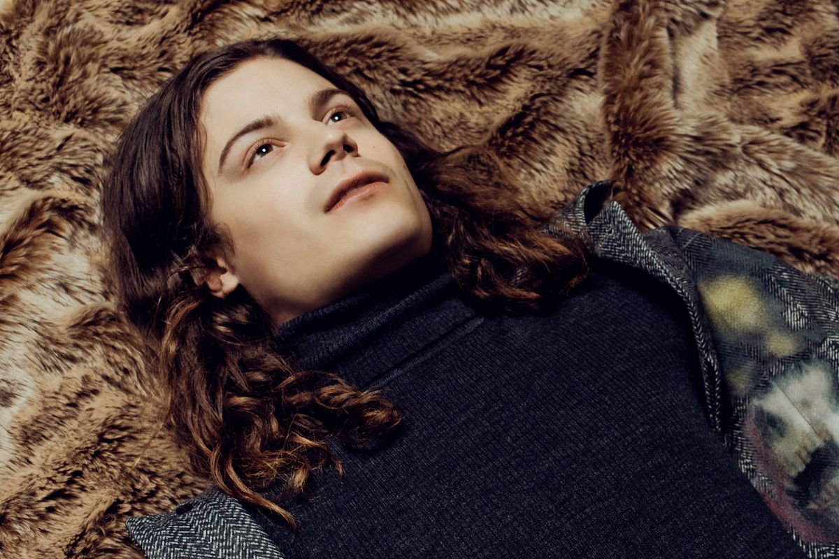 BØRNS: The 24-Year-Old Musician Reviving Feel-Good Rock