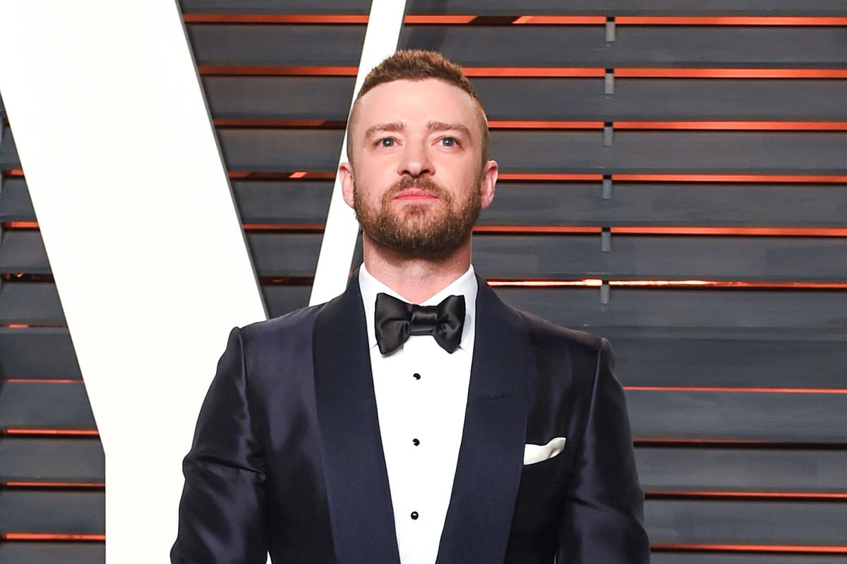 Fan Arrested for Slapping Justin Timberlake at Golf Tournament