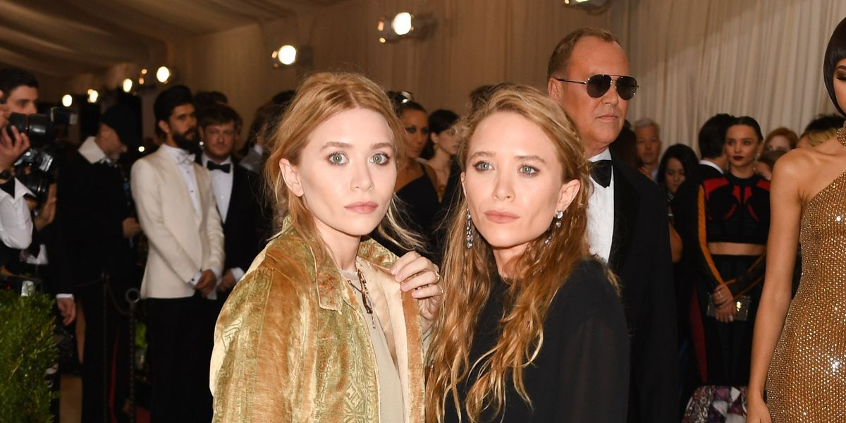 Mary-Kate and Ashley Olsen Are Not Here For Your Shit