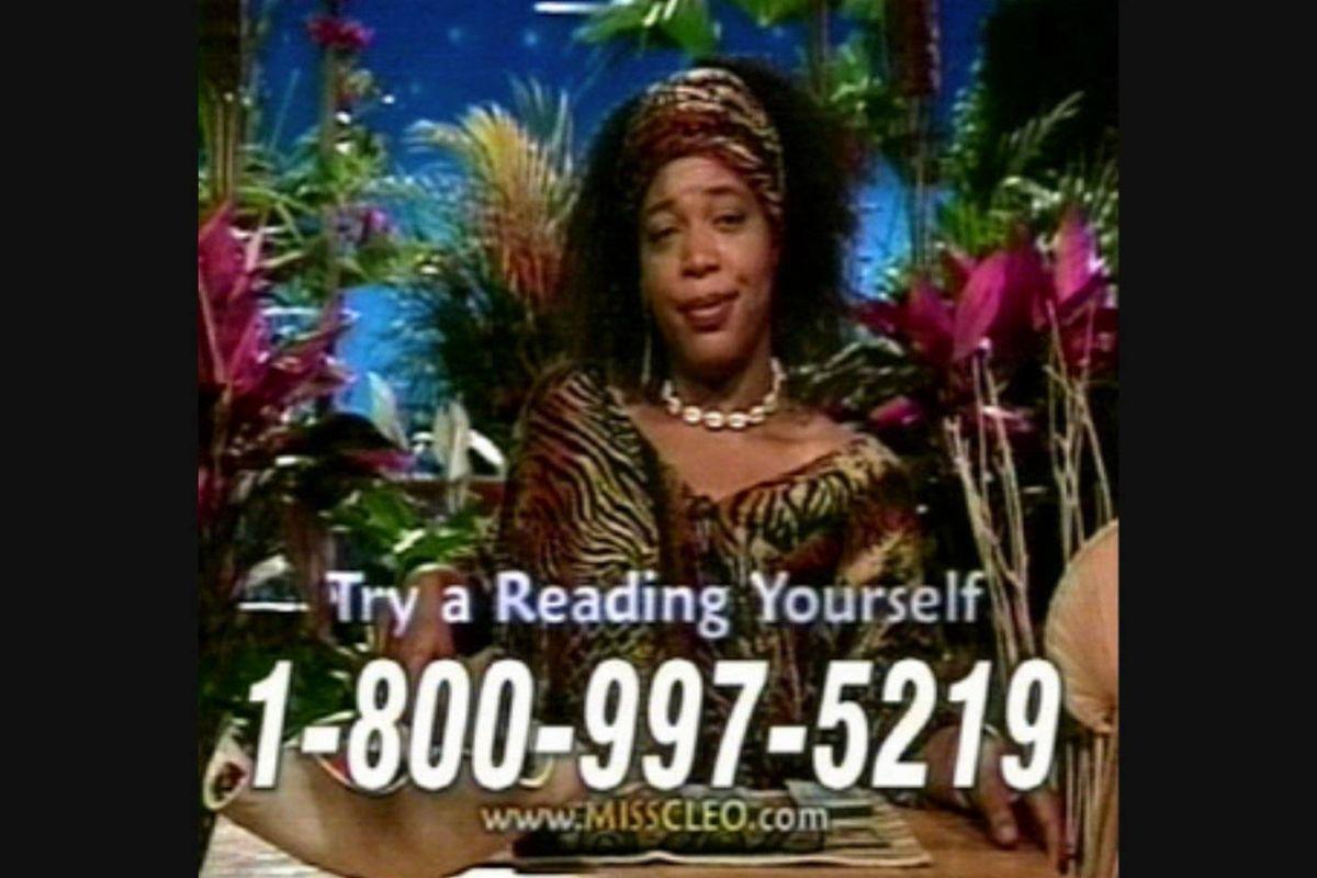 R.I.P. Miss Cleo, '90s Psychic Hotline Icon