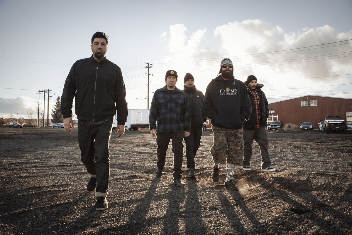 Deftones' Chino Moreno On Performing In A Volcano And Growing The Band's Live Show