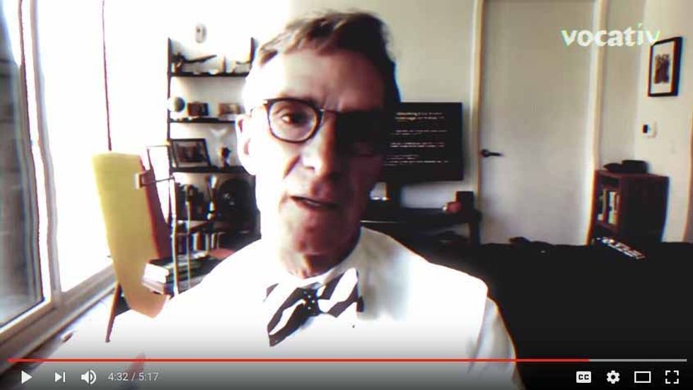 Bill Nye Destroys Climate Change Conspiracy Theories