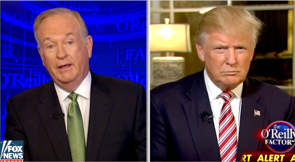 Trump Doubles Down on Climate Science Denial Live on FOX