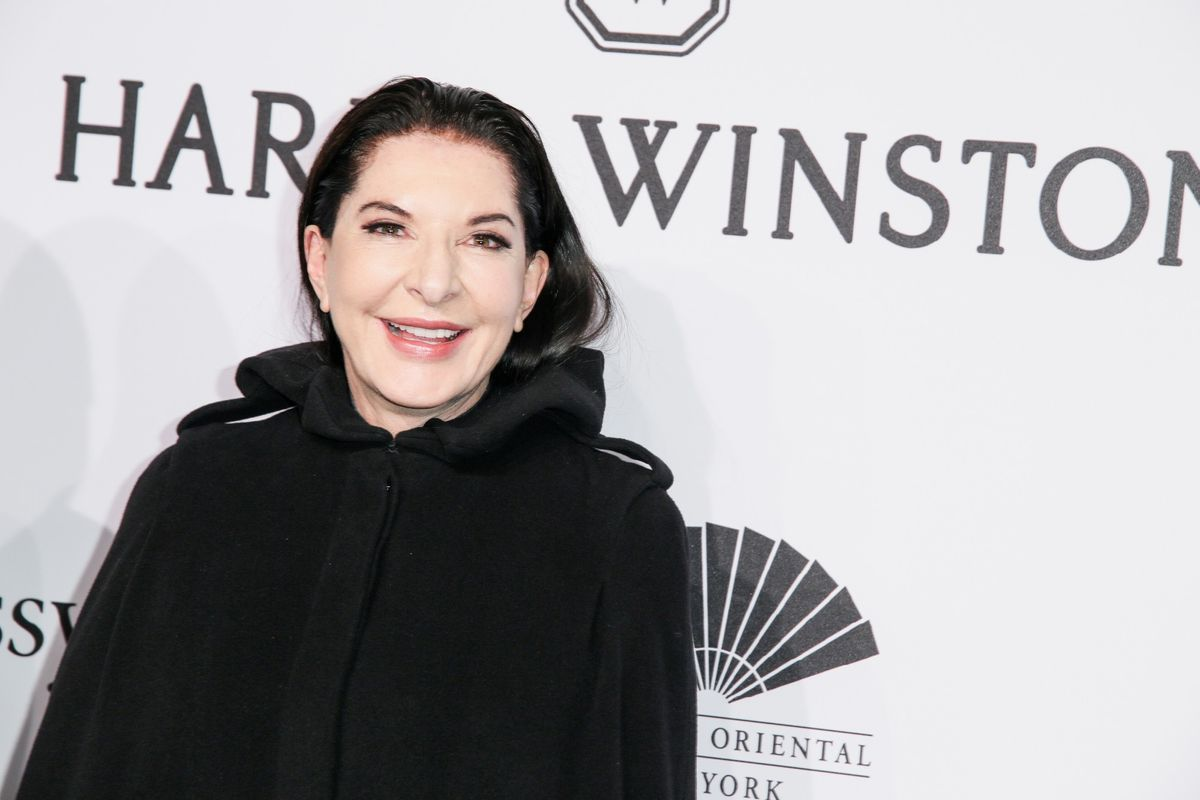 "Marina Abramović Had Three Abortions Because Kids Would've Been ""A Disaster"" For Her Work"