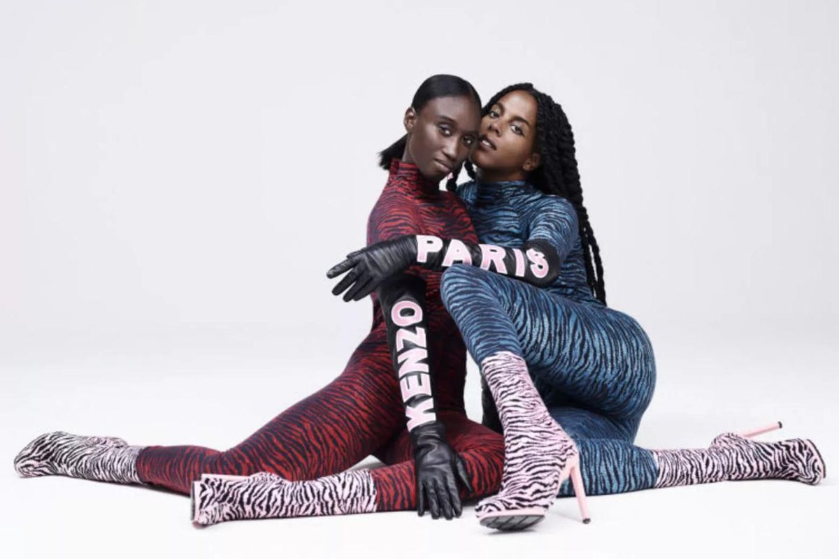 See Images from the Kenzo and H&M Collaboration