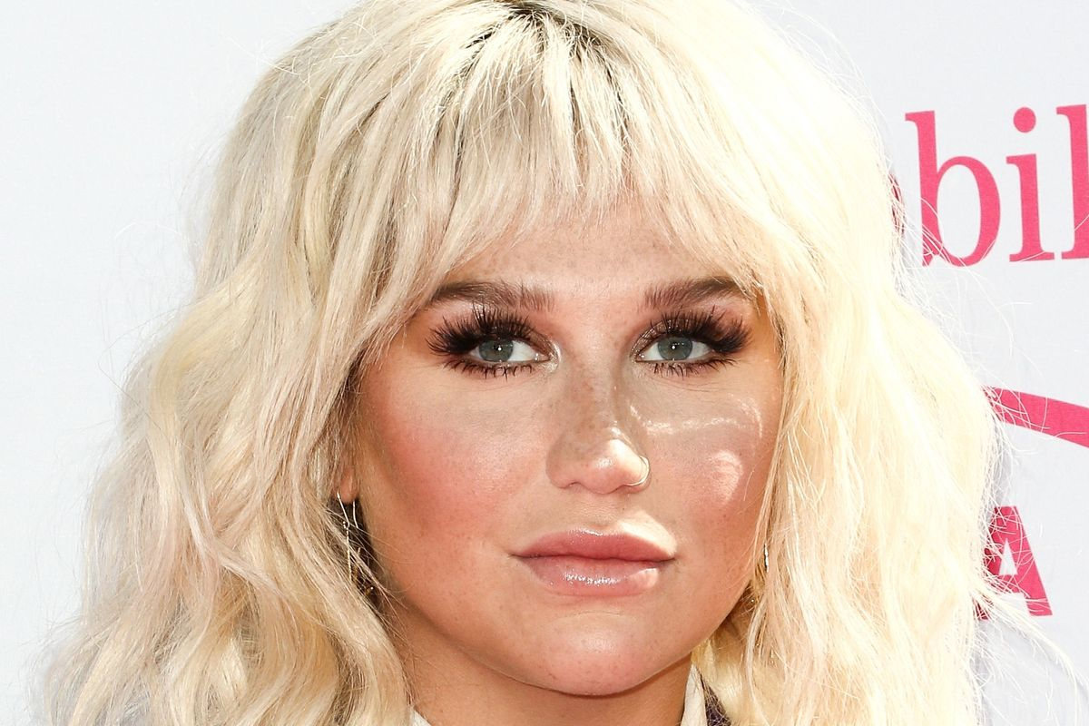 Kesha Speaks on Gun Violence and Her Legal Battle with Dr. Luke at the DNC