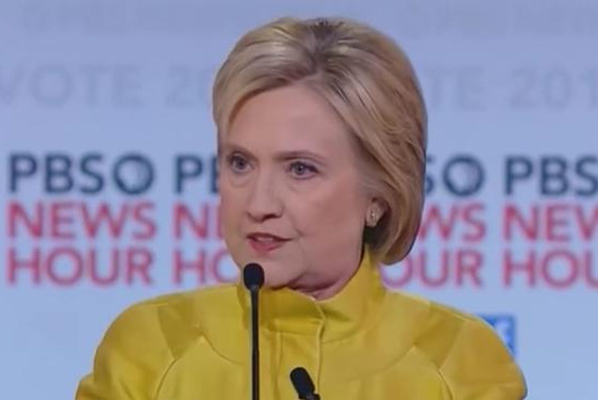 An Open Letter to Hillary Clinton's Haters