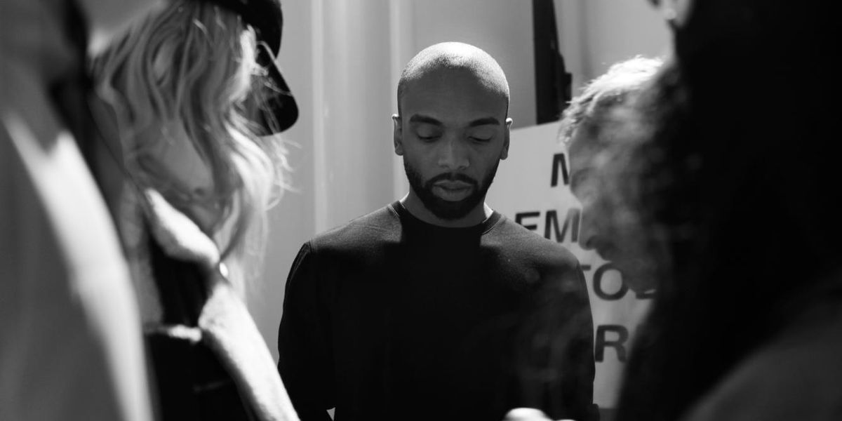 Kerby Jean-Raymond of Pyer Moss on Work Ethic and Making More Than a Just a Statement